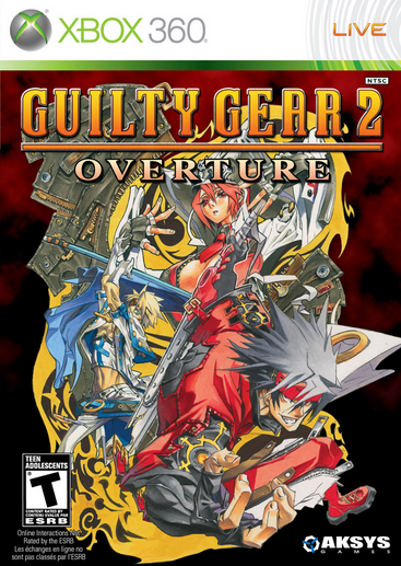 Guilty Gear 2: Overture (2008)