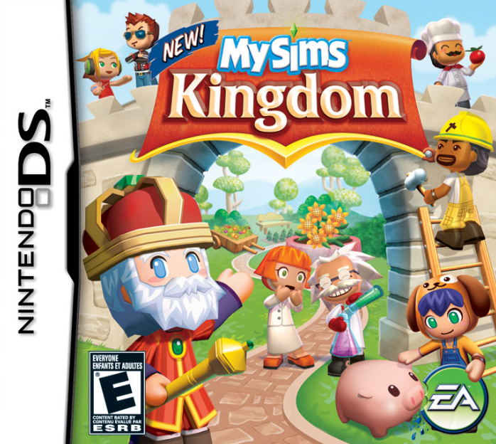 MySims: Kingdom (2008)