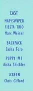 Dora the Explorer Episode 60 2003 Credits 2