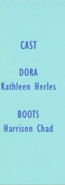 Dora the Explorer Episode 71 2004 Credits 1
