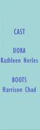 Dora the Explorer Episode 76 2004 Credits 1