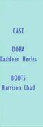 Dora the Explorer Episode 87 2005 Credits 1