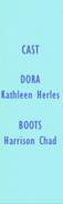 Dora the Explorer Episode 66 2003 Credits 1