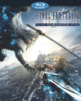 Final Fantasy VII: Advent Children (2006)