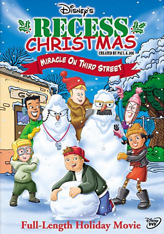 Disney's Recess Christmas: Miracle on Third Street (2001)