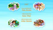Dora the Explorer Episode 159 2014 Credits 2