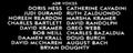 The Big Green 1995 Credits
