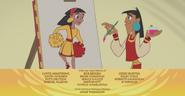 Disney's The Emperor's New Groove Episode 34 2008 Credits