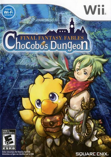 Final Fantasy Fables: Chocobo's Dungeon (2008)