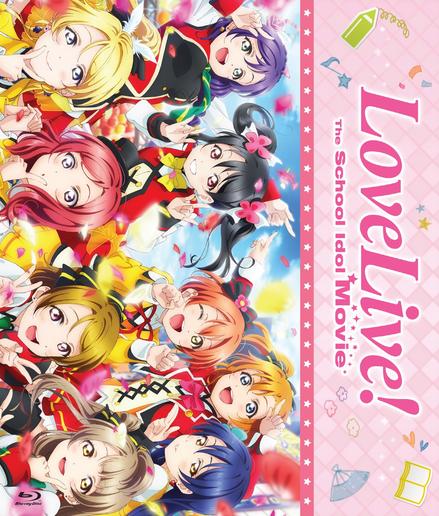 Love Live! The School Idol Movie (2016)