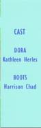 Dora the Explorer Episode 26 2001 Credits 1