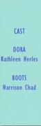 Dora the Explorer Episode 53 2003 Credits 1