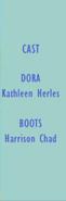 Dora the Explorer Episode 74 2004 Credits 1