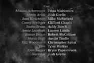 Attack on Titan Episode 7 2014 Credits Part 1