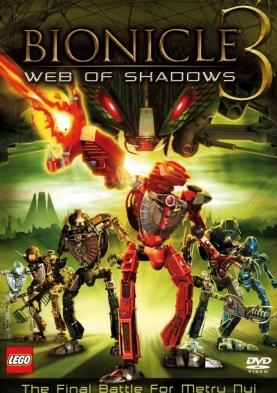 Bionicle 3: Web of Shadows (2005)