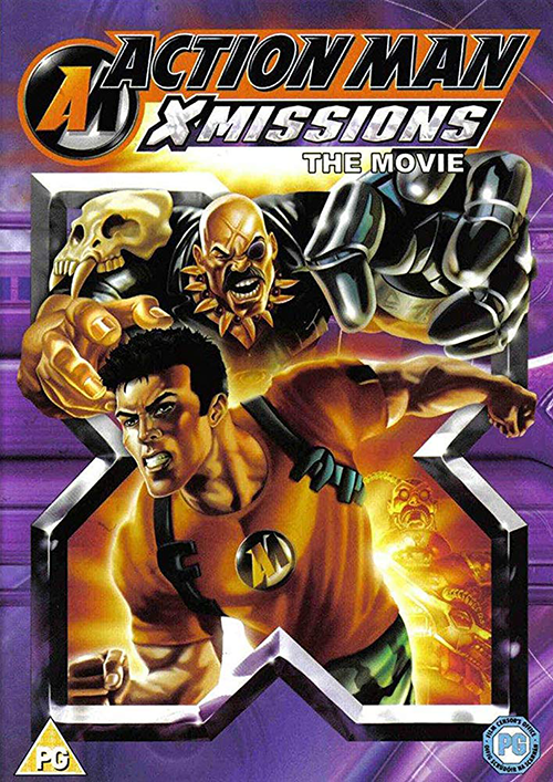 Action Man: X Missions: The Movie (2005)