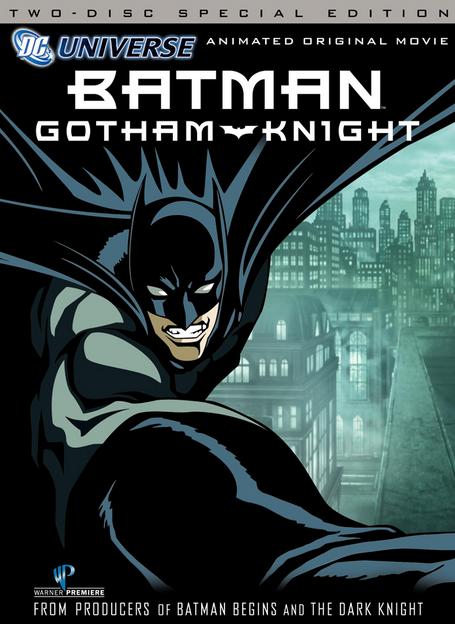 Batman: Gotham Knight (2008)