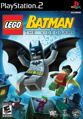 Lego Batman: The Videogame (2008)