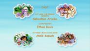 Dora the Explorer Episode 150 2013 Credits 2