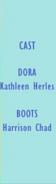 Dora the Explorer Episode 35 2002 Credits 1