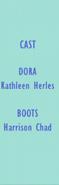 Dora the Explorer Episode 90 2005 Credits 1