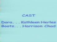 Dora the Explorer Episode 12 2000 Credits 1