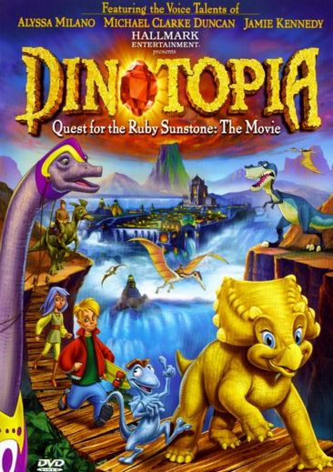 Dinotopia: Quest for the Ruby Sunstone: The Movie (2005)