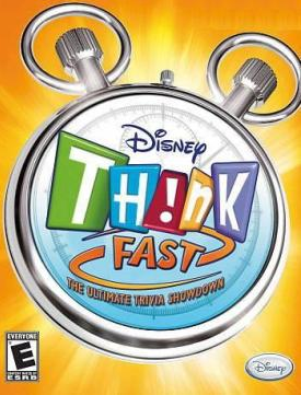 Disney Th!nk Fast: The Ultimate Trivia Showdown (2008)