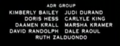 Double Jeopardy 1999 Credits
