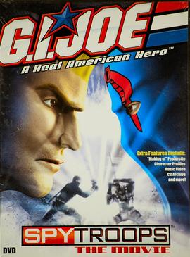 G.I. Joe: Spy Troops (2003)