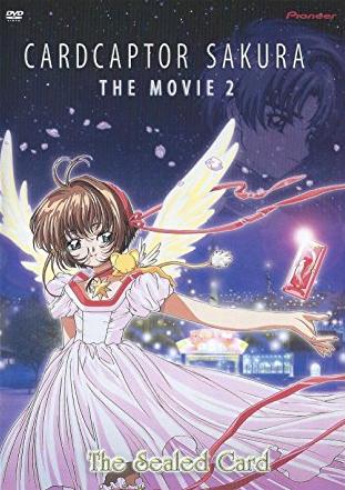 Cardcaptor Sakura The Movie 2: The Sealed Card (2003)
