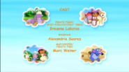 Dora the Explorer Episode 138 2012 Credits 3