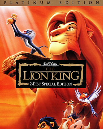 The Lion King 1994 English Voice Over Wikia Fandom