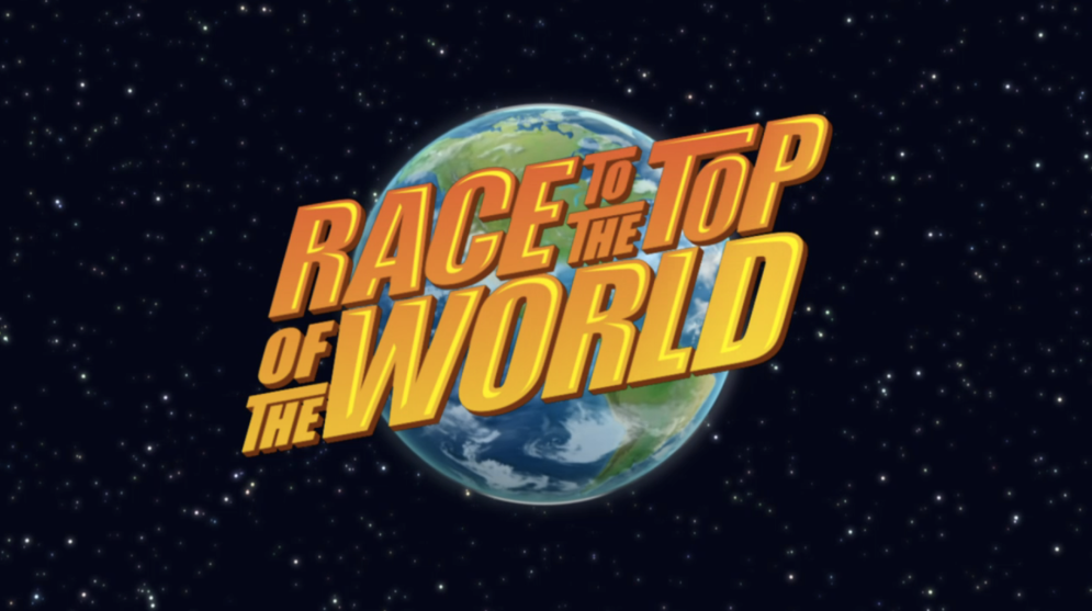 Blaze and the Monster Machines: Race to the Top of the World (2015)