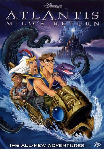 Disney's Atlantis: Milo's Return (2003)