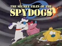 The Secret Files of the Spy Dogs 1998 Title Card.PNG