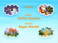 Dora the Explorer Episode 126 2012 Credits 1