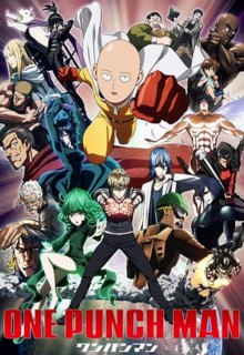 One Punch Man 2016 Poster.PNG
