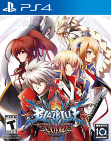 BlazBlue Chronophantasma Extend 2015 Game Cover.PNG