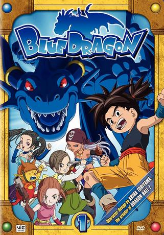 Blue Dragon (2008)