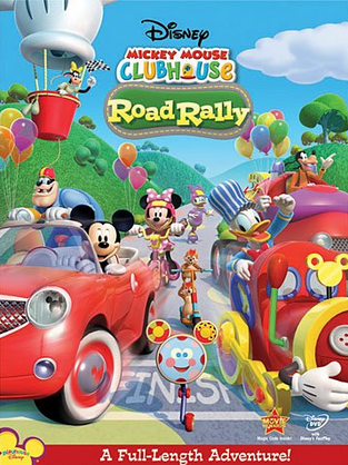 Disney Mickey Mouse Clubhouse: Road Rally (2010)