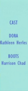 Dora the Explorer Episode 27 2002 Credits 1