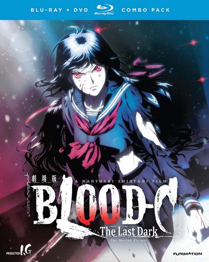 Blood-C: The Last Dark (2013)
