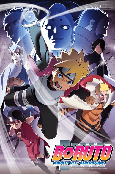 Boruto: Naruto Next Generations (2018)
