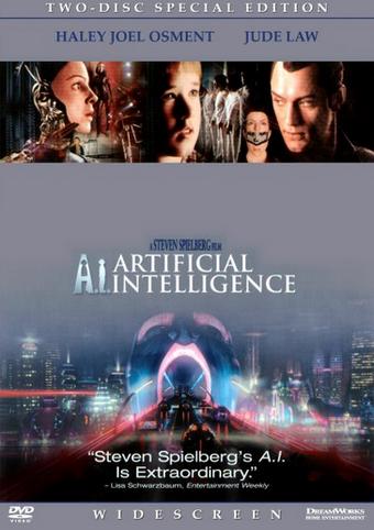 A I Artificial Intelligence 2001 English Voice Over Wikia Fandom