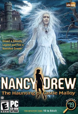 Nancy Drew: The Haunting of Castle Malloy (2008)