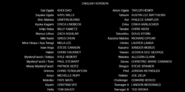 Sword Gai The Animation 2018 Credits