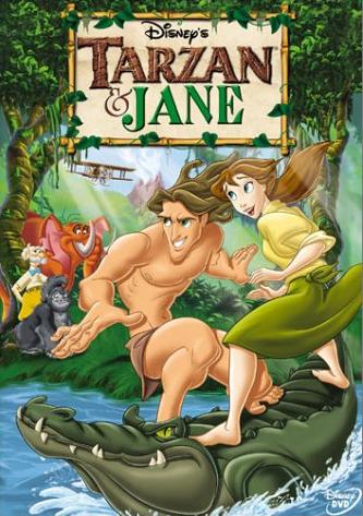 Disney's Tarzan & Jane (2002)