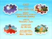 Dora the Explorer Episode 104 2008 Credits 2