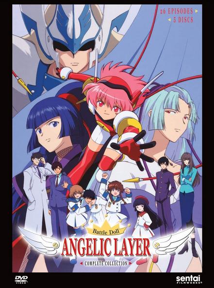 Battle Doll: Angelic Layer (2003)